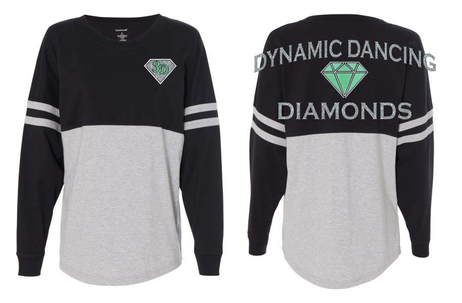 Dynamic Dance Pom Jersey