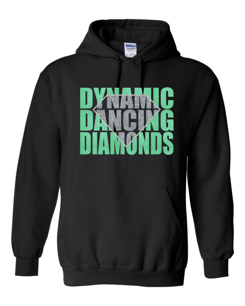 Dynamic Dance Hoodies