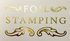 foilstamping
